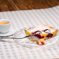 Pflaumenkuchen mit Mandel-Vanille-Streusel