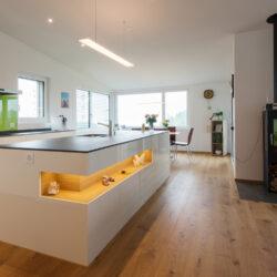 Küche von Ah & von Wyl, Stalden